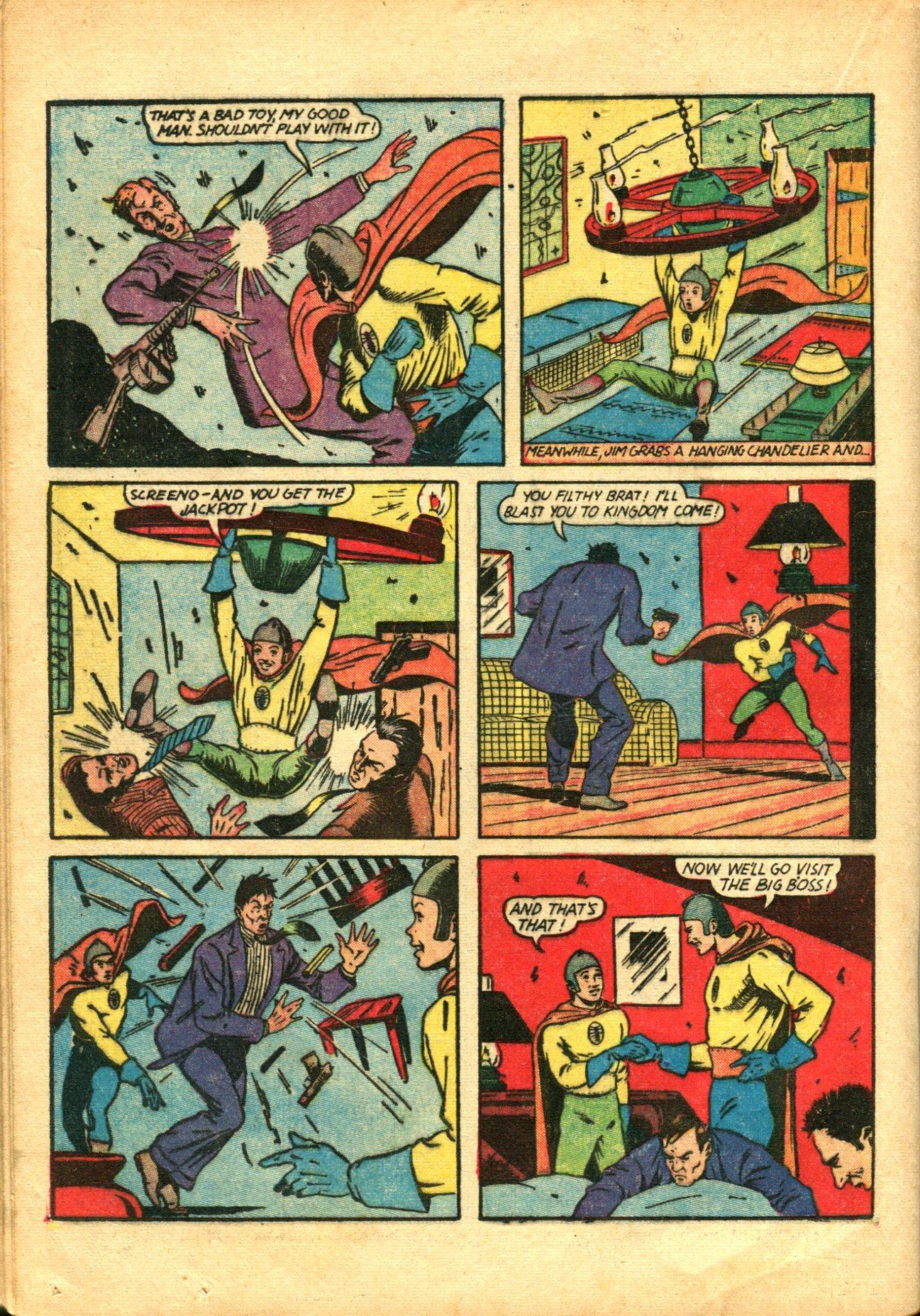 Read online Shadow Comics comic -  Issue #10 - 44