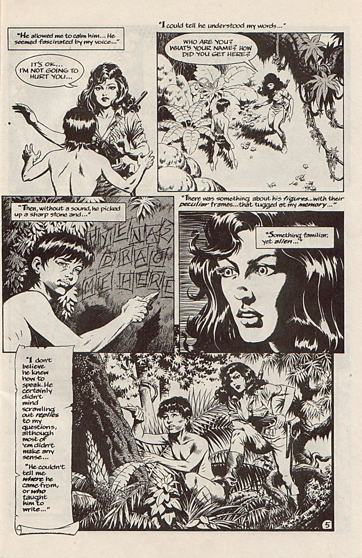 Read online Xenozoic Tales comic -  Issue #6 - 8