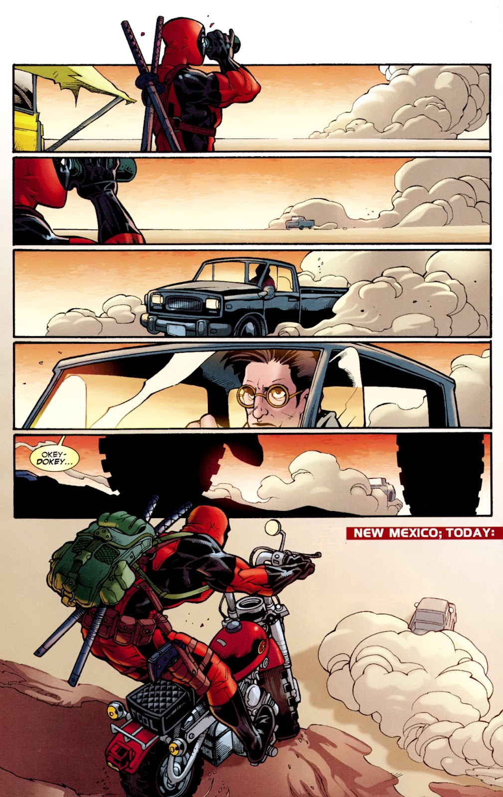 Read online Deadpool (2008) comic -  Issue #37 - 8