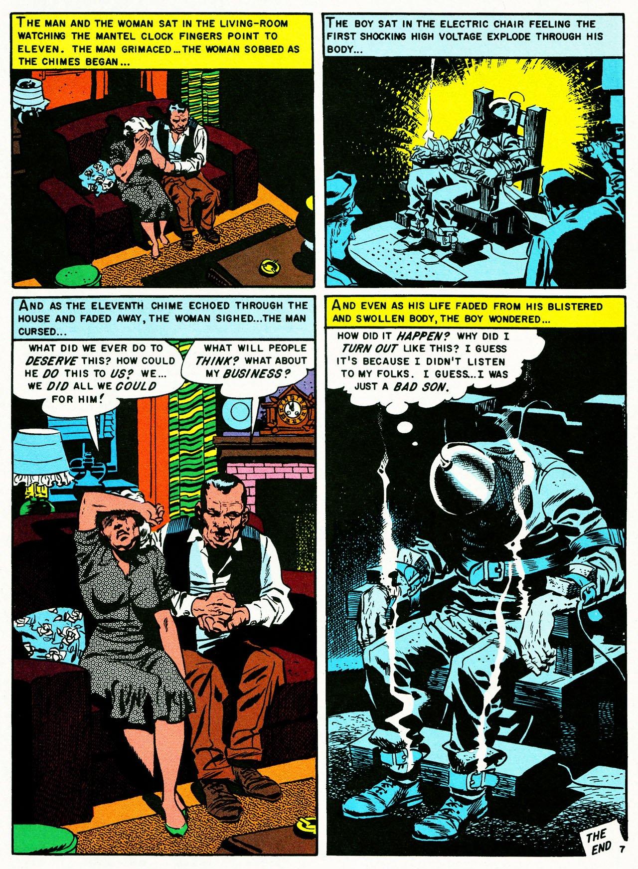 Read online Shock SuspenStories comic -  Issue #10 - 17
