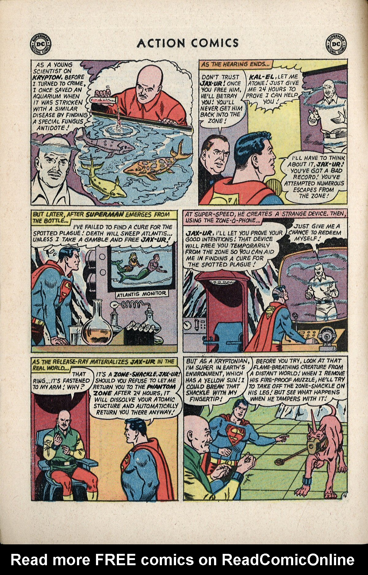 Read online Action Comics (1938) comic -  Issue #310 - 6