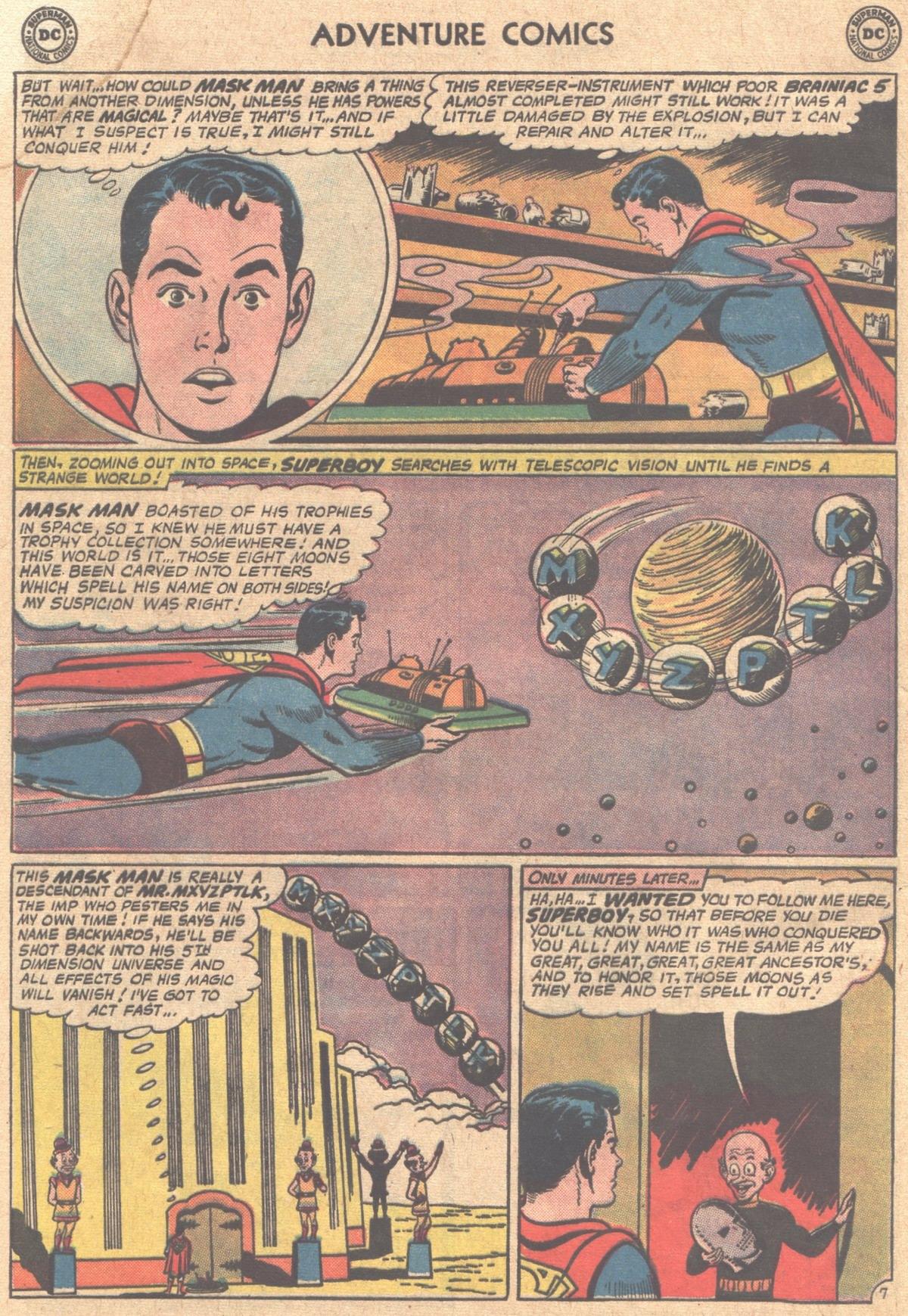 Read online Adventure Comics (1938) comic -  Issue #310 - 20