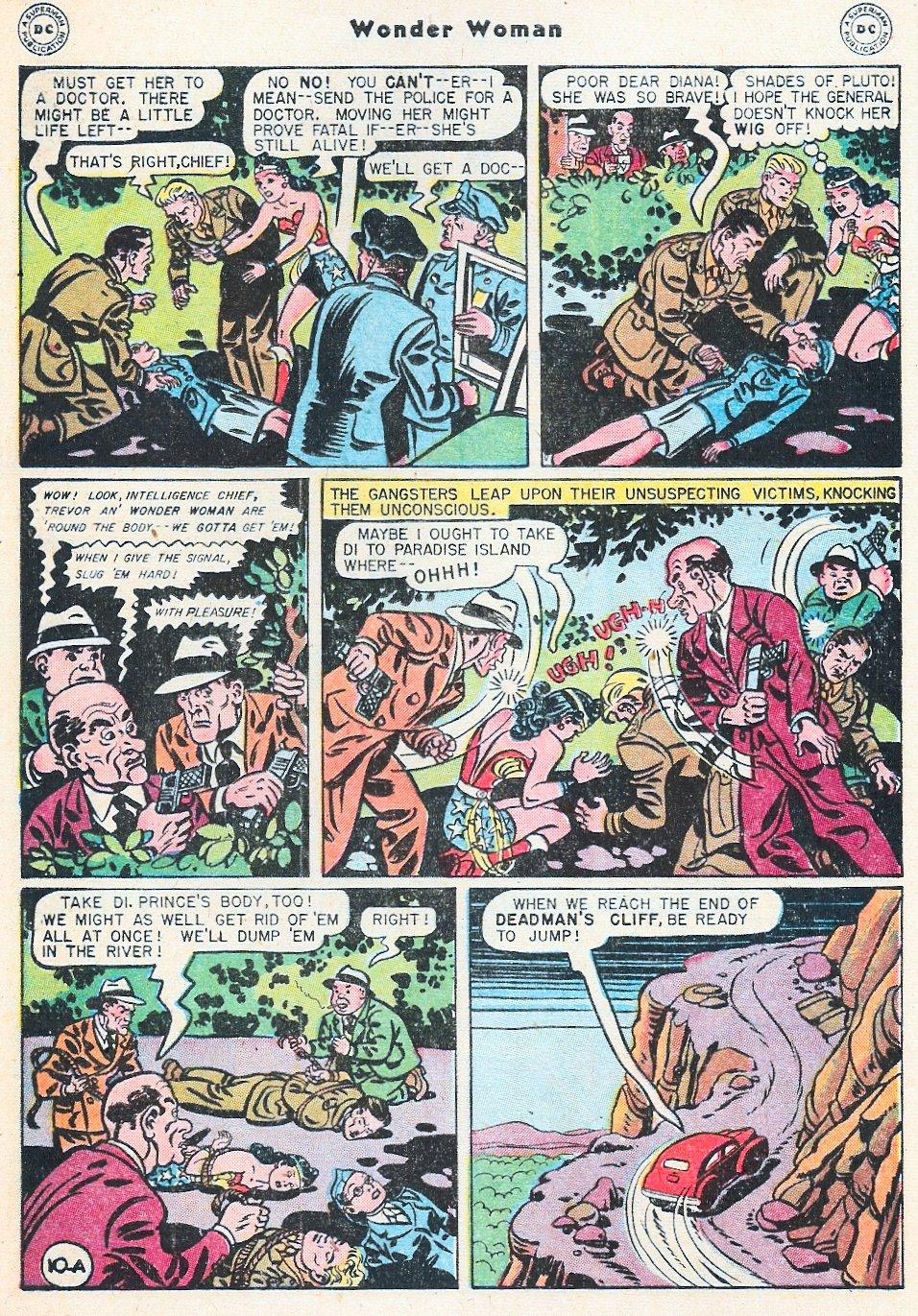 Read online Wonder Woman (1942) comic -  Issue #27 - 12
