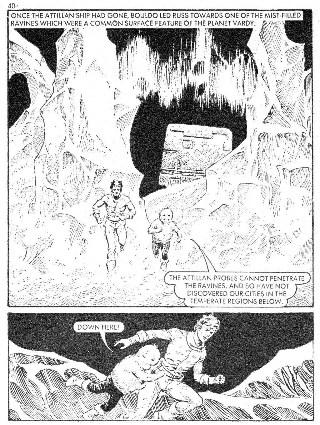 Starblazer issue 87 - Page 40