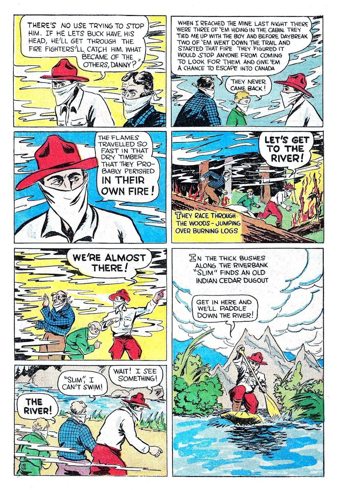 Amazing Man Comics issue 5 - Page 58