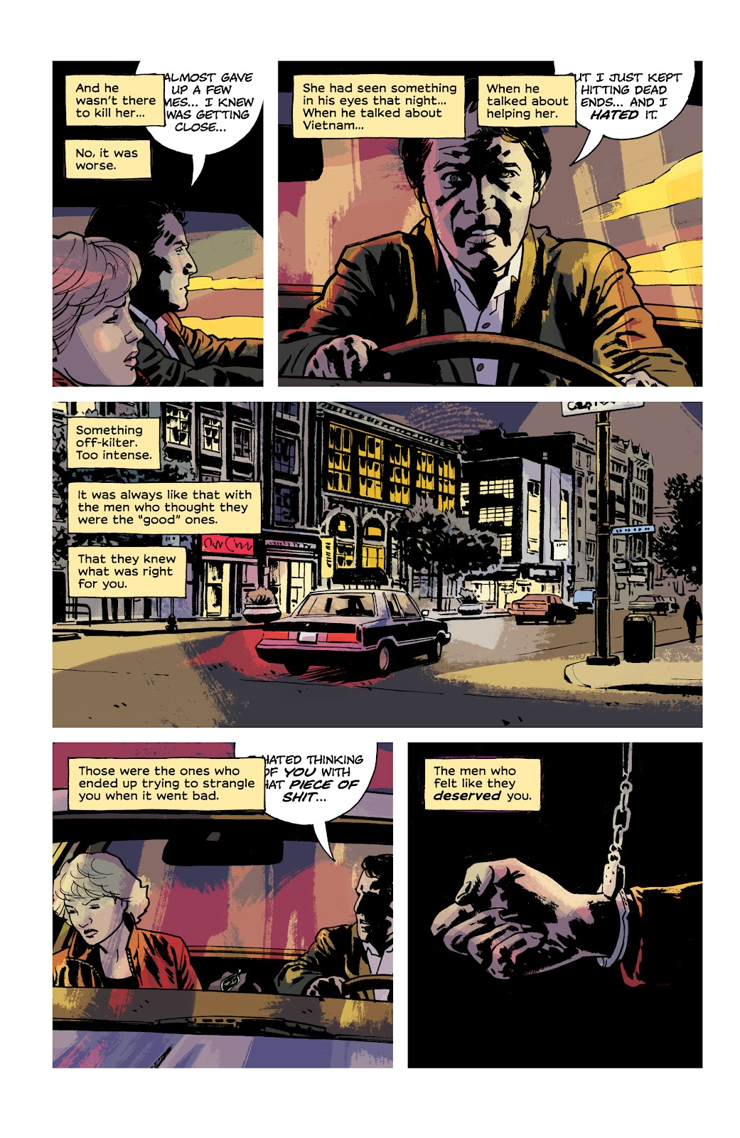Read online Criminal (2019) comic -  Issue #12 - 9