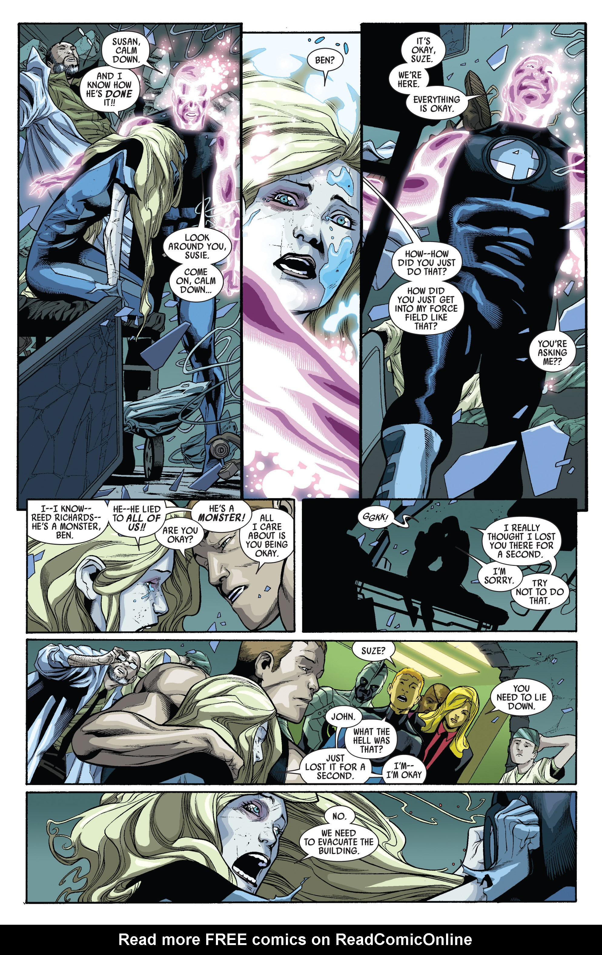 Read online Ultimate Comics Doomsday comic -  Issue # Full - 192
