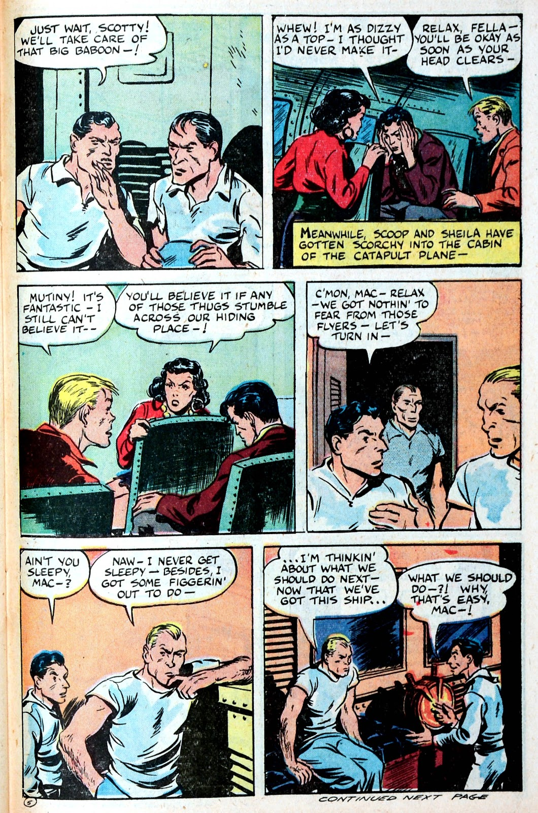 Read online Famous Funnies comic -  Issue #139 - 40