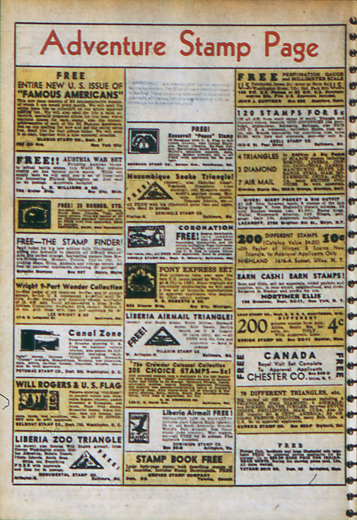 Read online Adventure Comics (1938) comic -  Issue #56 - 55