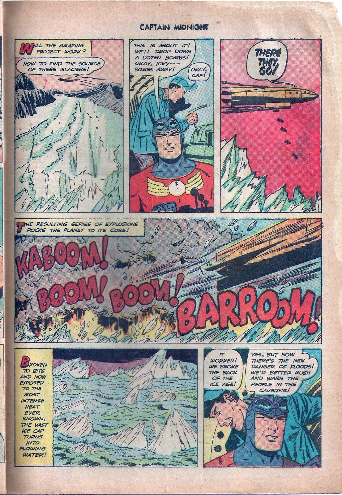 Captain Midnight (1942) issue 59 - Page 30