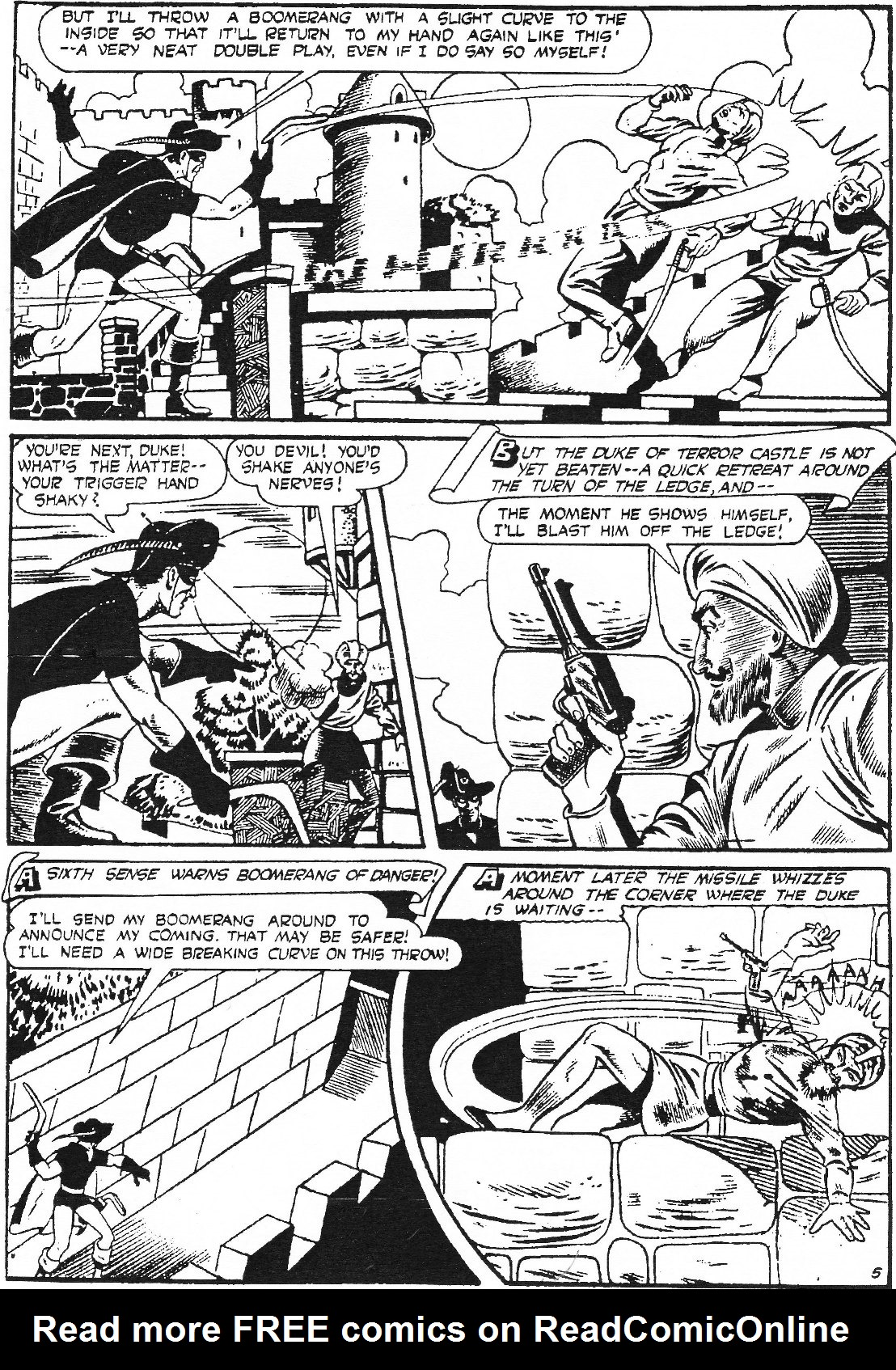 Read online Men of Mystery Comics comic -  Issue #74 - 21