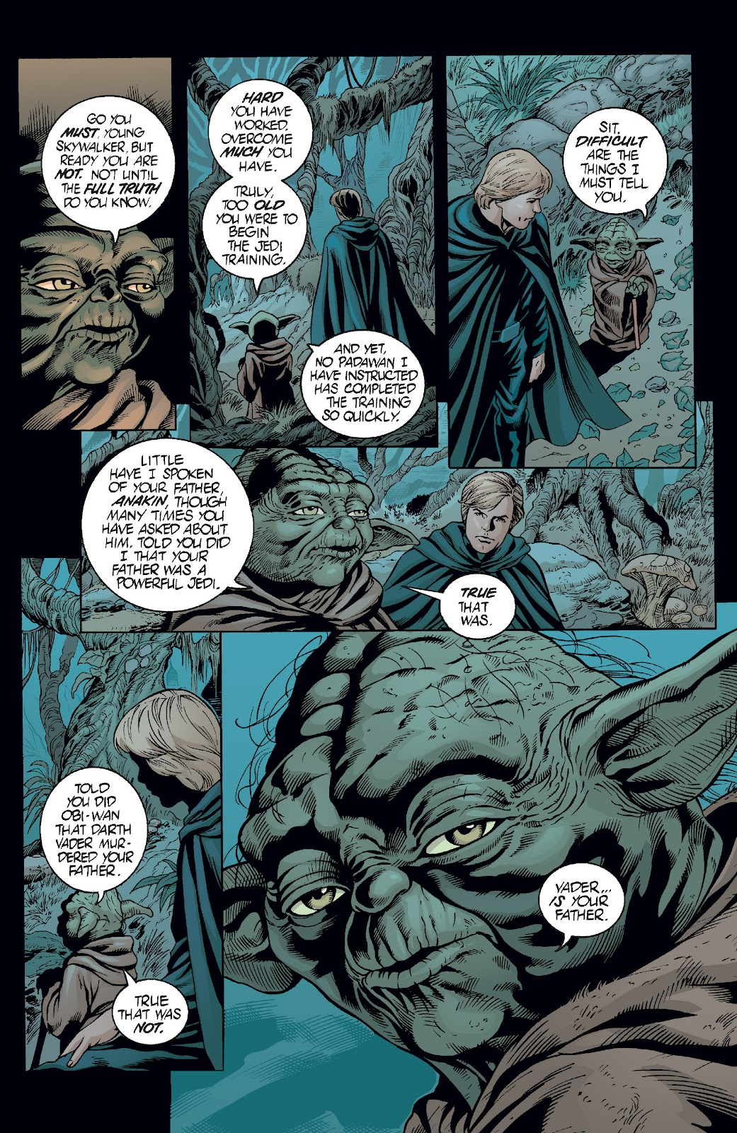 Read online Star Wars Legends: Infinities - Epic Collection comic -  Issue # TPB (Part 1) - 69