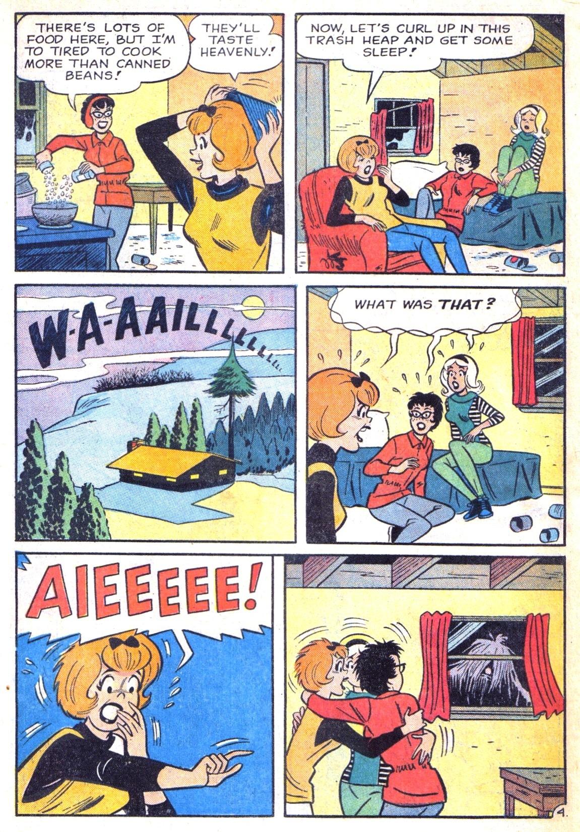 Read online She's Josie comic -  Issue #11 - 6