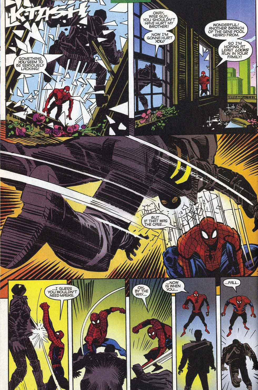 The Amazing Spider-Man (1999) _Annual_2 Page 9