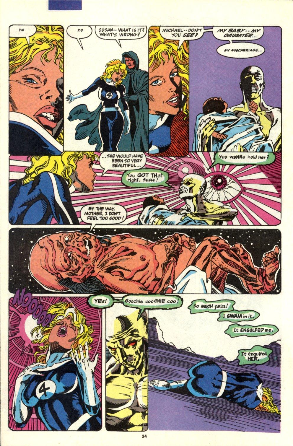 Read online Alpha Flight (1983) comic -  Issue #93 - 19