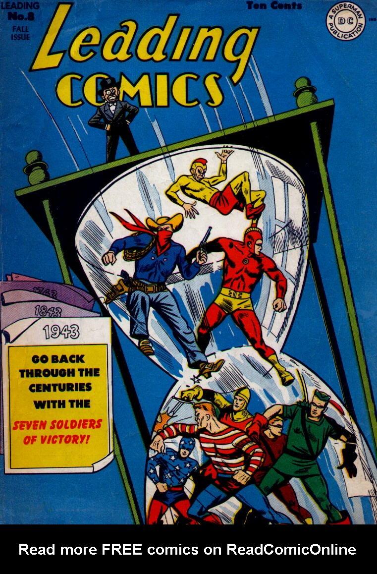 Leading Comics 8 Page 1