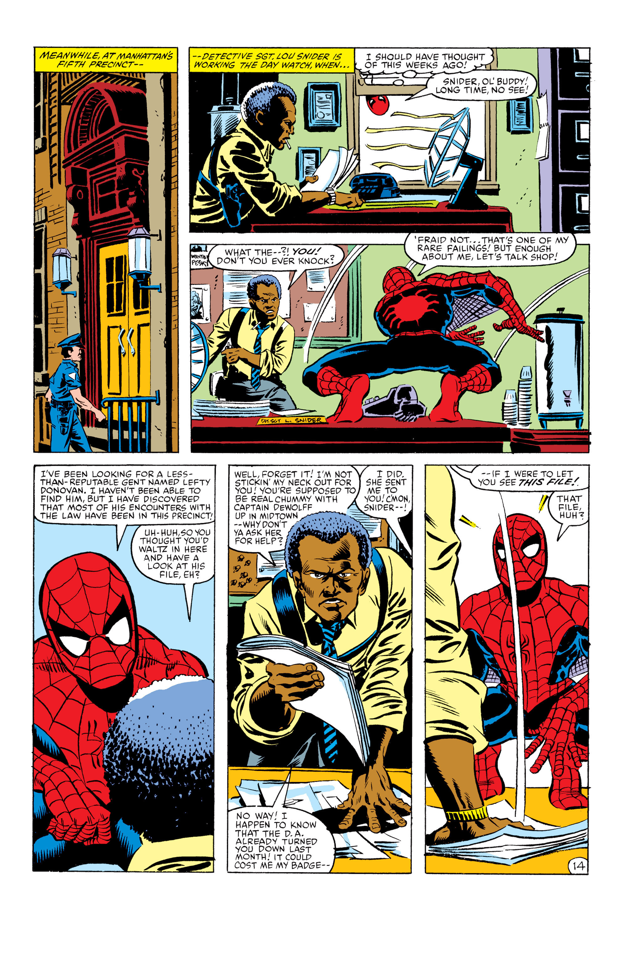 The Amazing Spider-Man (1963) 245 Page 14
