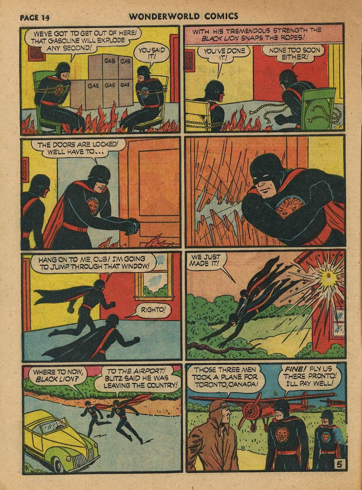 Wonderworld Comics issue 23 - Page 16