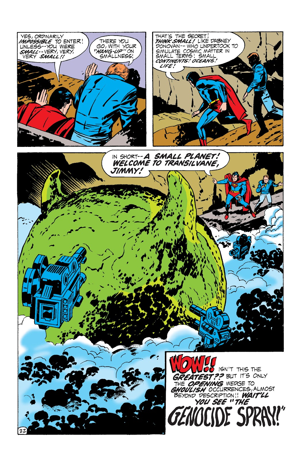 Read online Superman's Pal, Jimmy Olsen by Jack Kirby comic -  Issue # TPB (Part 3) - 12