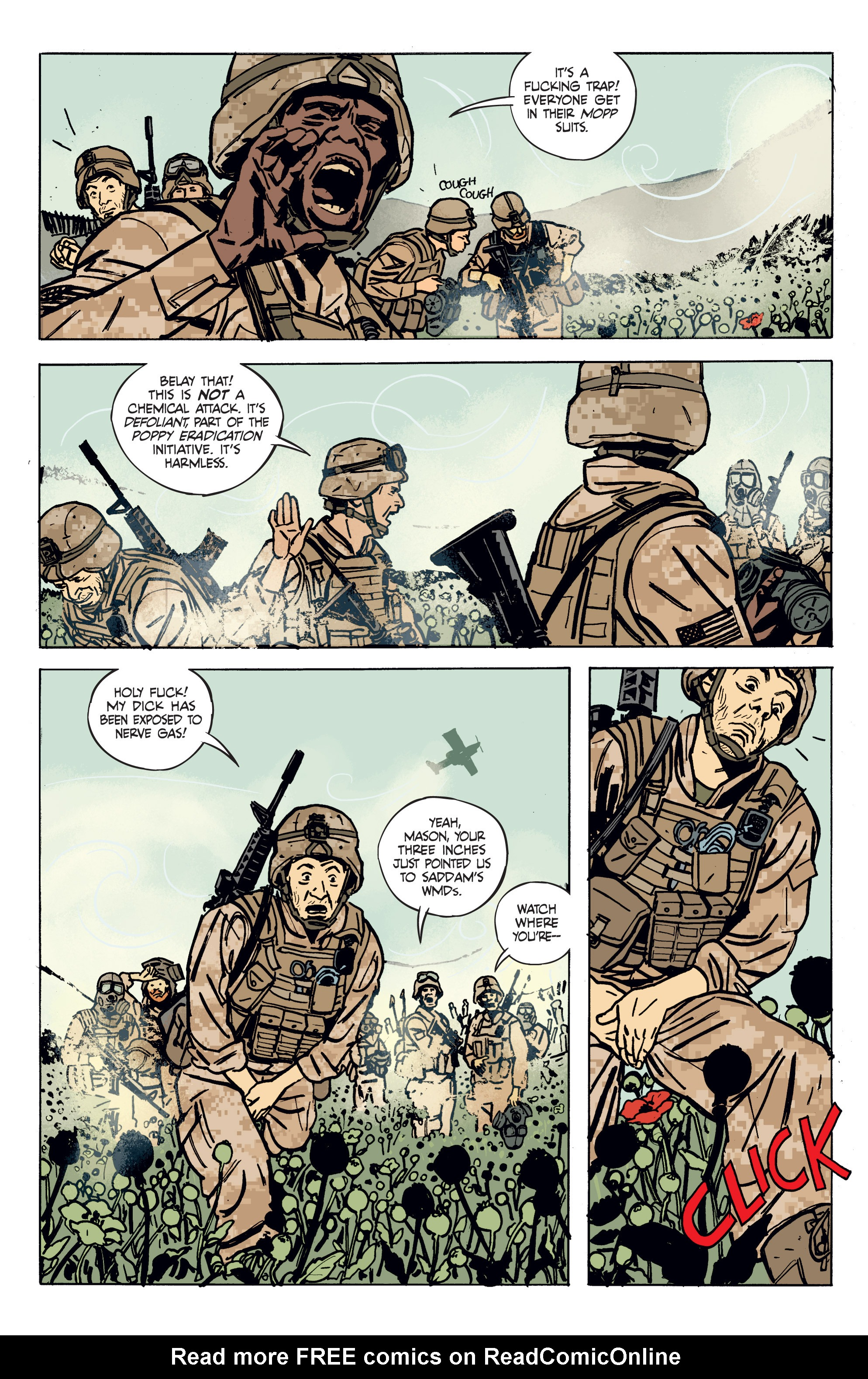 Read online Graveyard of Empires comic -  Issue # TPB - 28