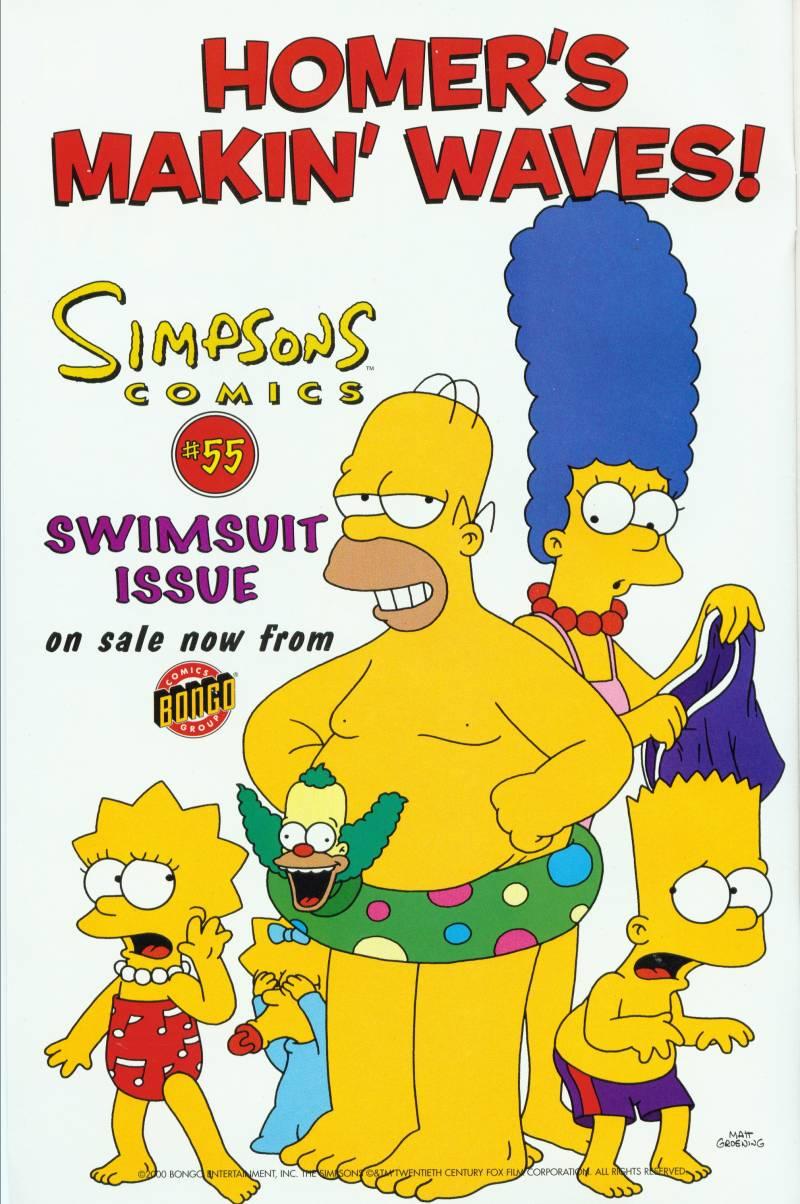 Read online Simpsons Comics Presents Bart Simpson comic -  Issue #3 - 2