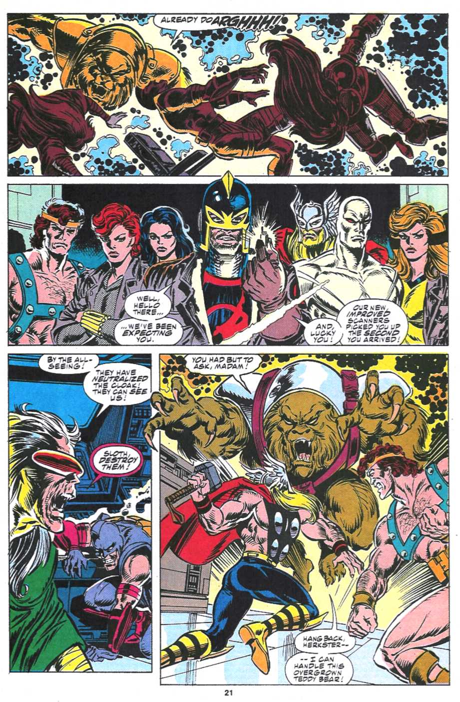 The Avengers (1963) 355 Page 16