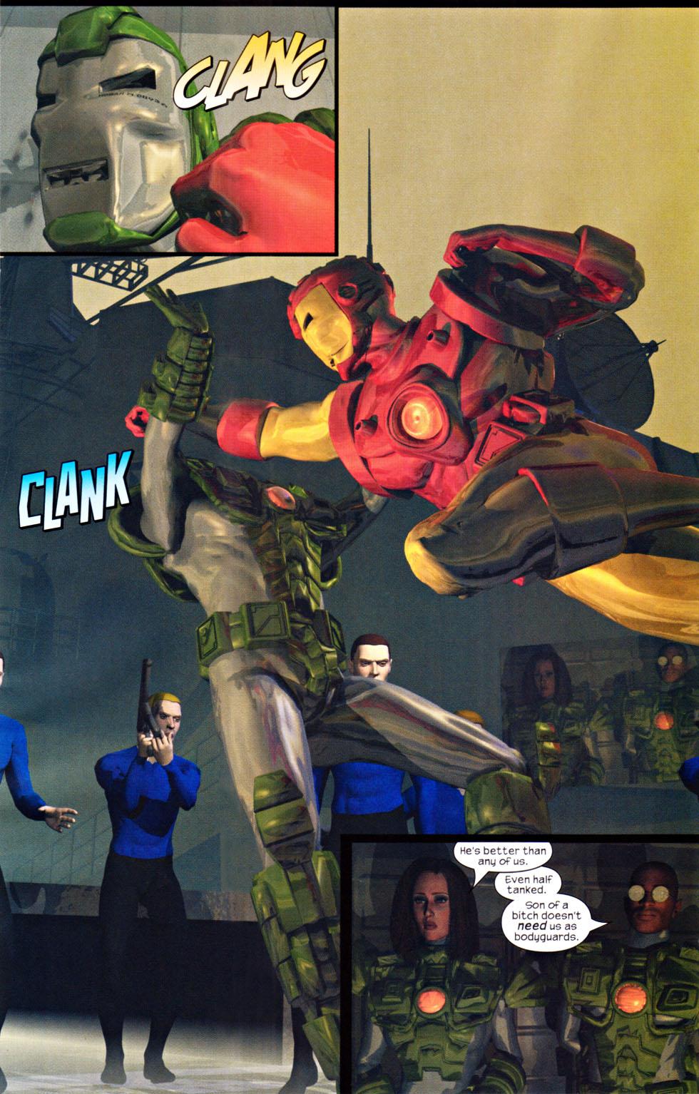 Read online U.S. War Machine 2.0 comic -  Issue #1 - 8