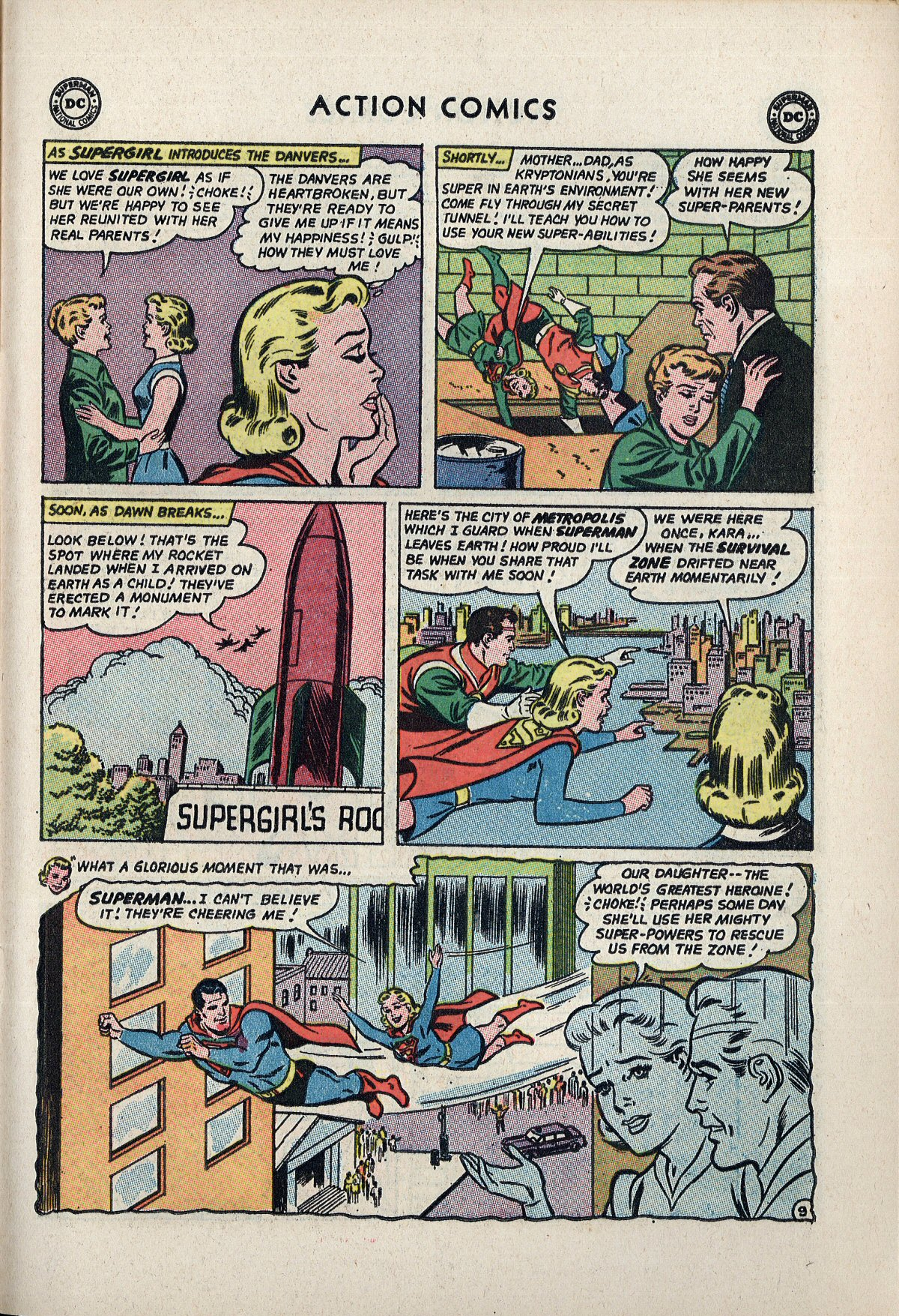 Read online Action Comics (1938) comic -  Issue #310 - 27