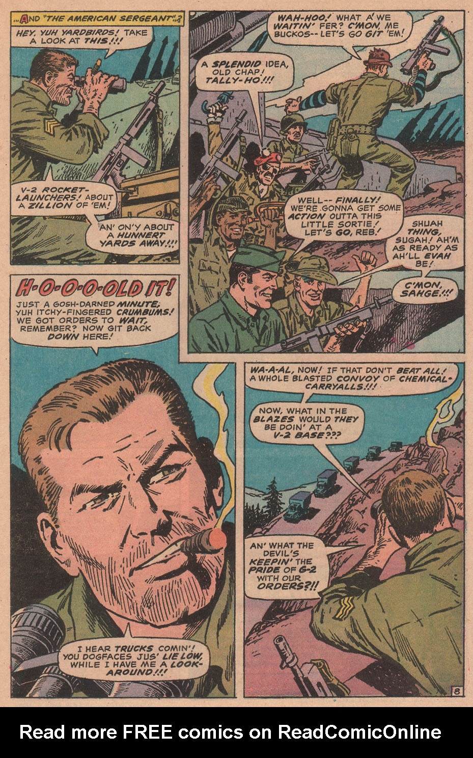 Read online Sgt. Fury comic -  Issue #78 - 13