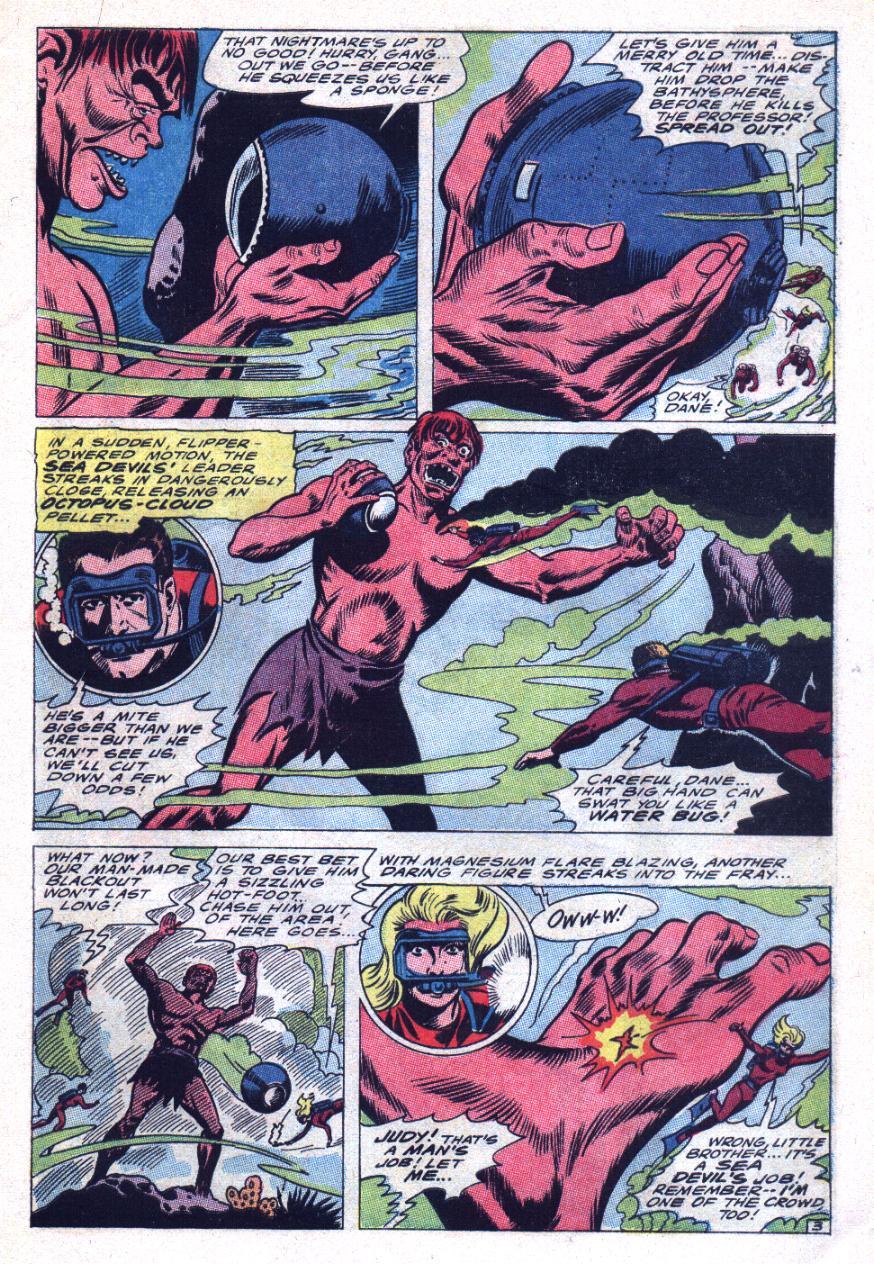 Read online Sea Devils comic -  Issue #29 - 6