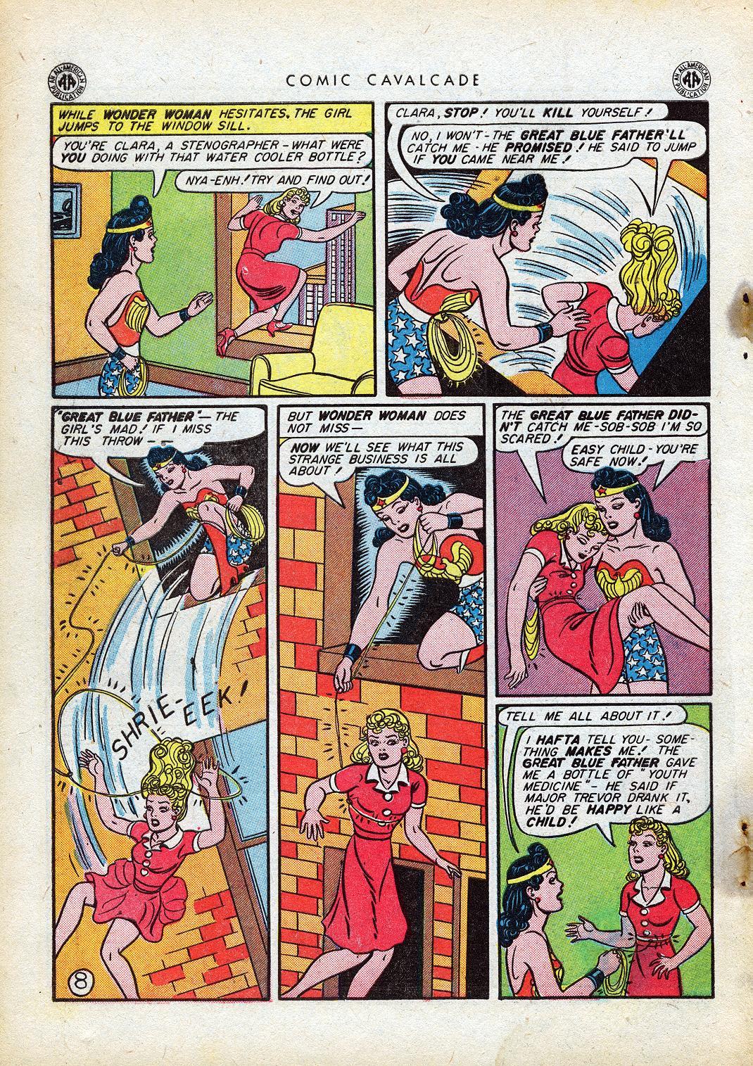 Comic Cavalcade issue 10 - Page 10