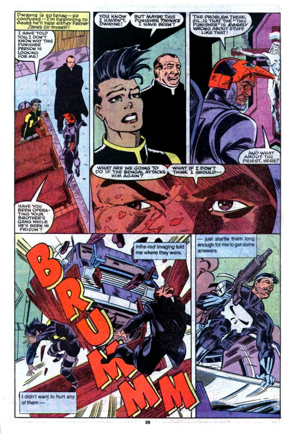 The New Warriors Issue #8 #12 - English 23