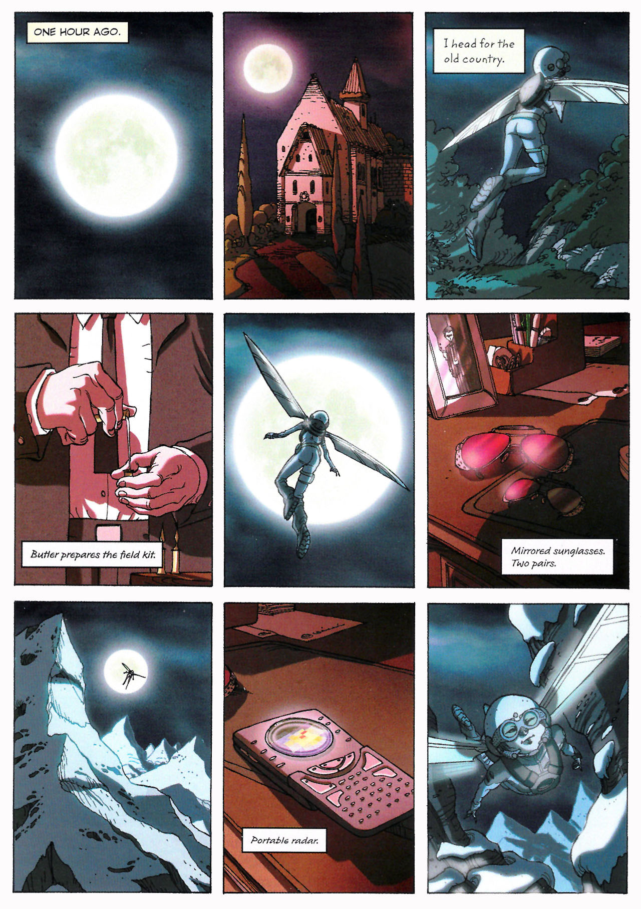 Read online Artemis Fowl: The Graphic Novel comic -  Issue #Artemis Fowl: The Graphic Novel Full - 33