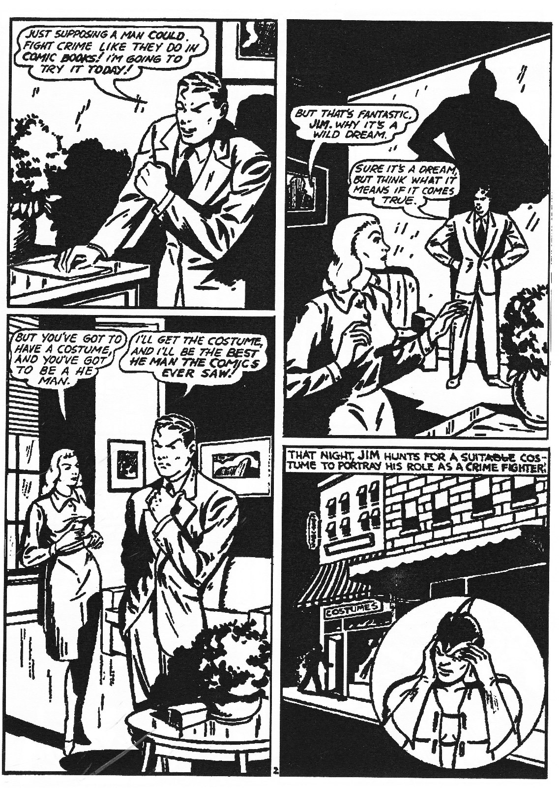 Read online Men of Mystery Comics comic -  Issue #83 - 71