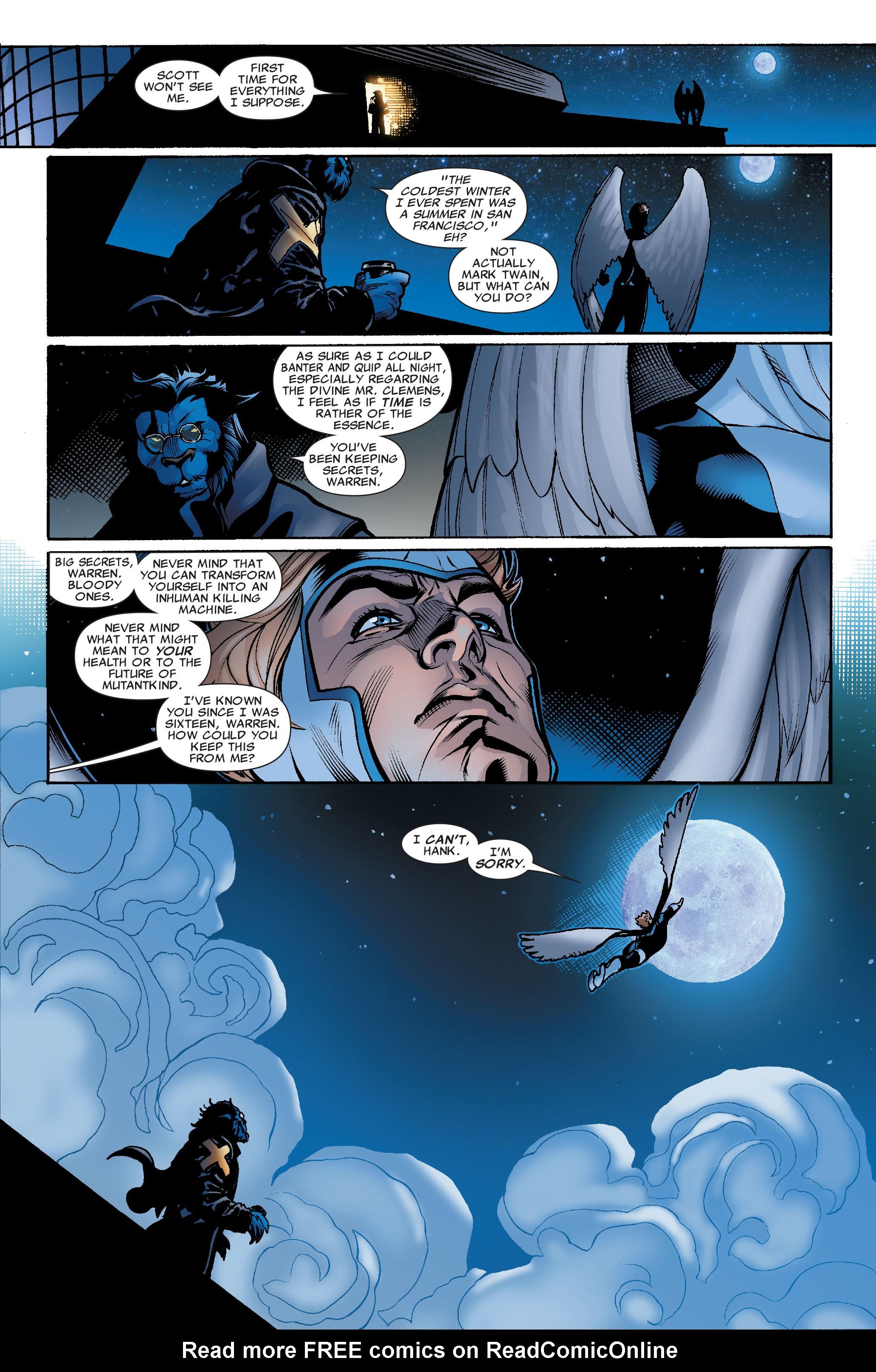 Read online Uncanny X-Men (1963) comic -  Issue #507 - 24