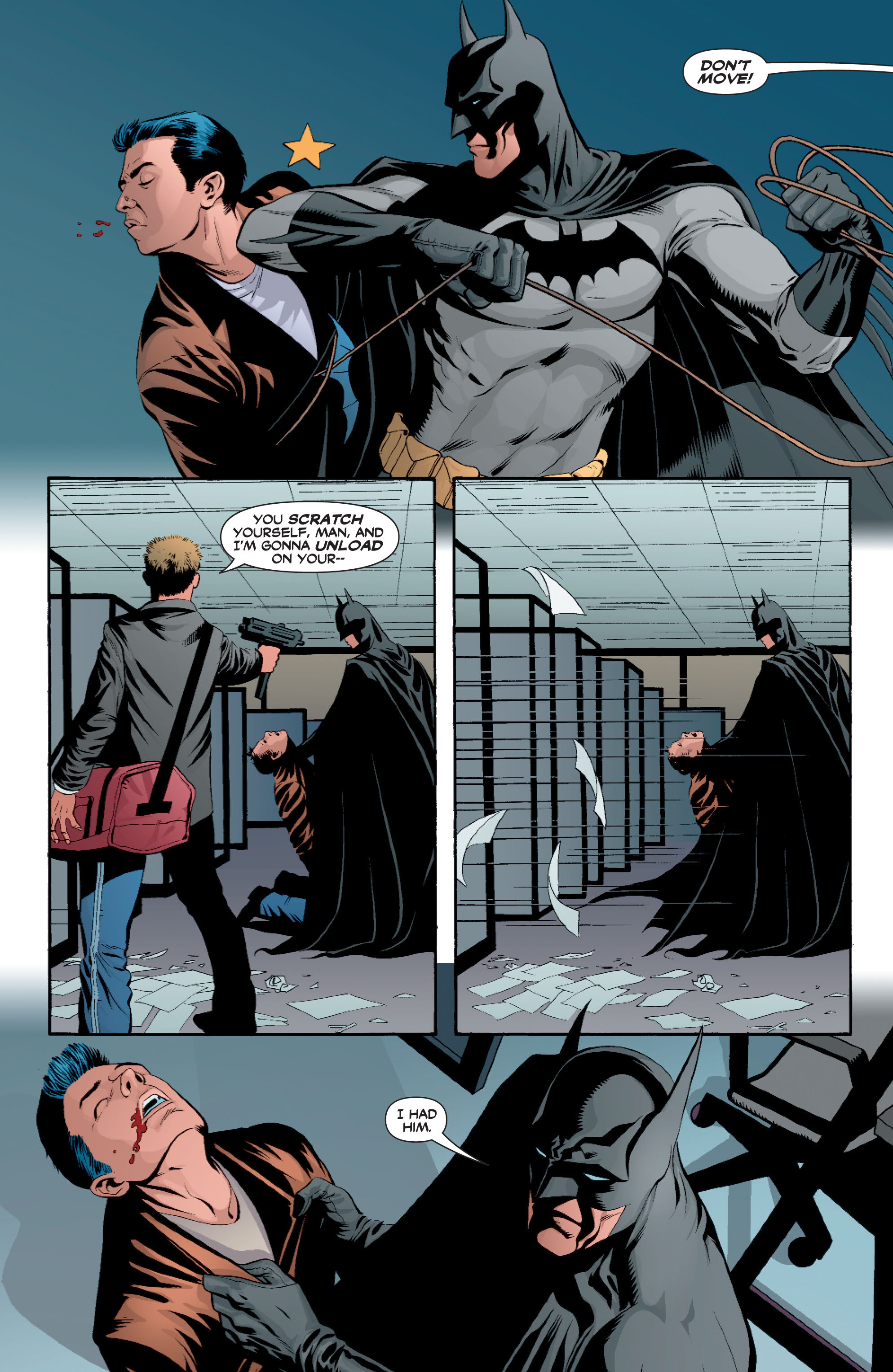Read online Batman: Under The Red Hood comic -  Issue # Full - 135