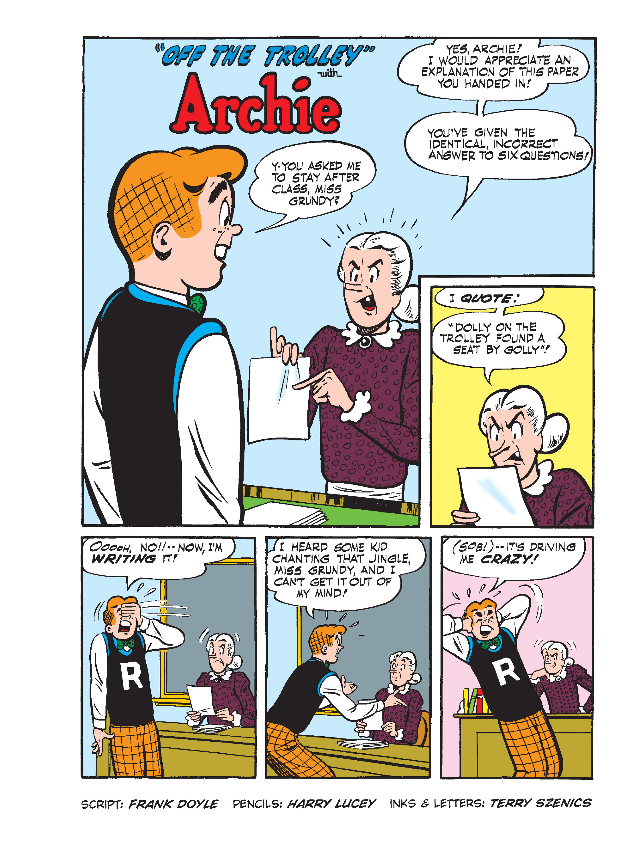 Read online Archie's Funhouse Double Digest comic -  Issue #15 - 148