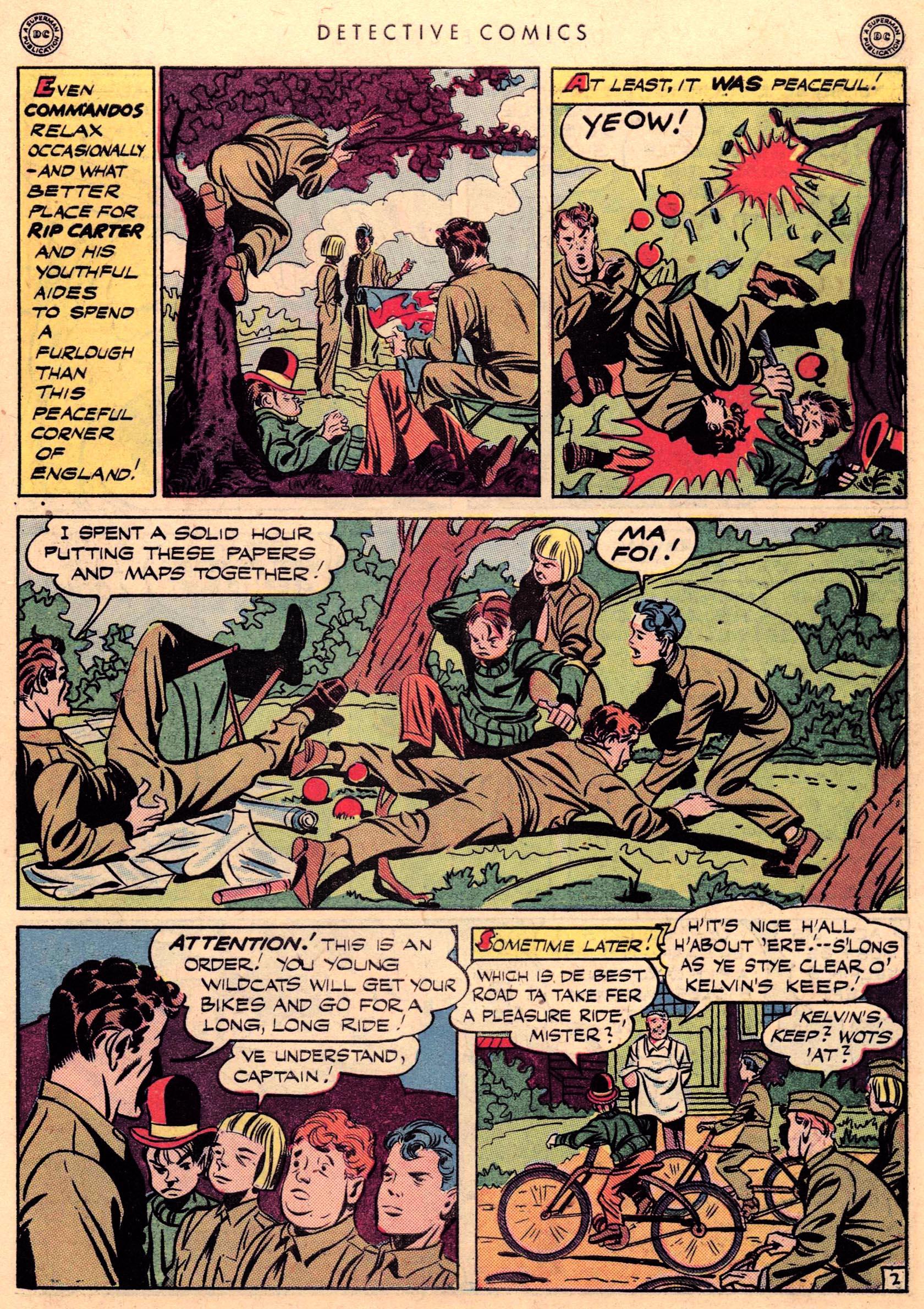 Read online Detective Comics (1937) comic -  Issue #95 - 39