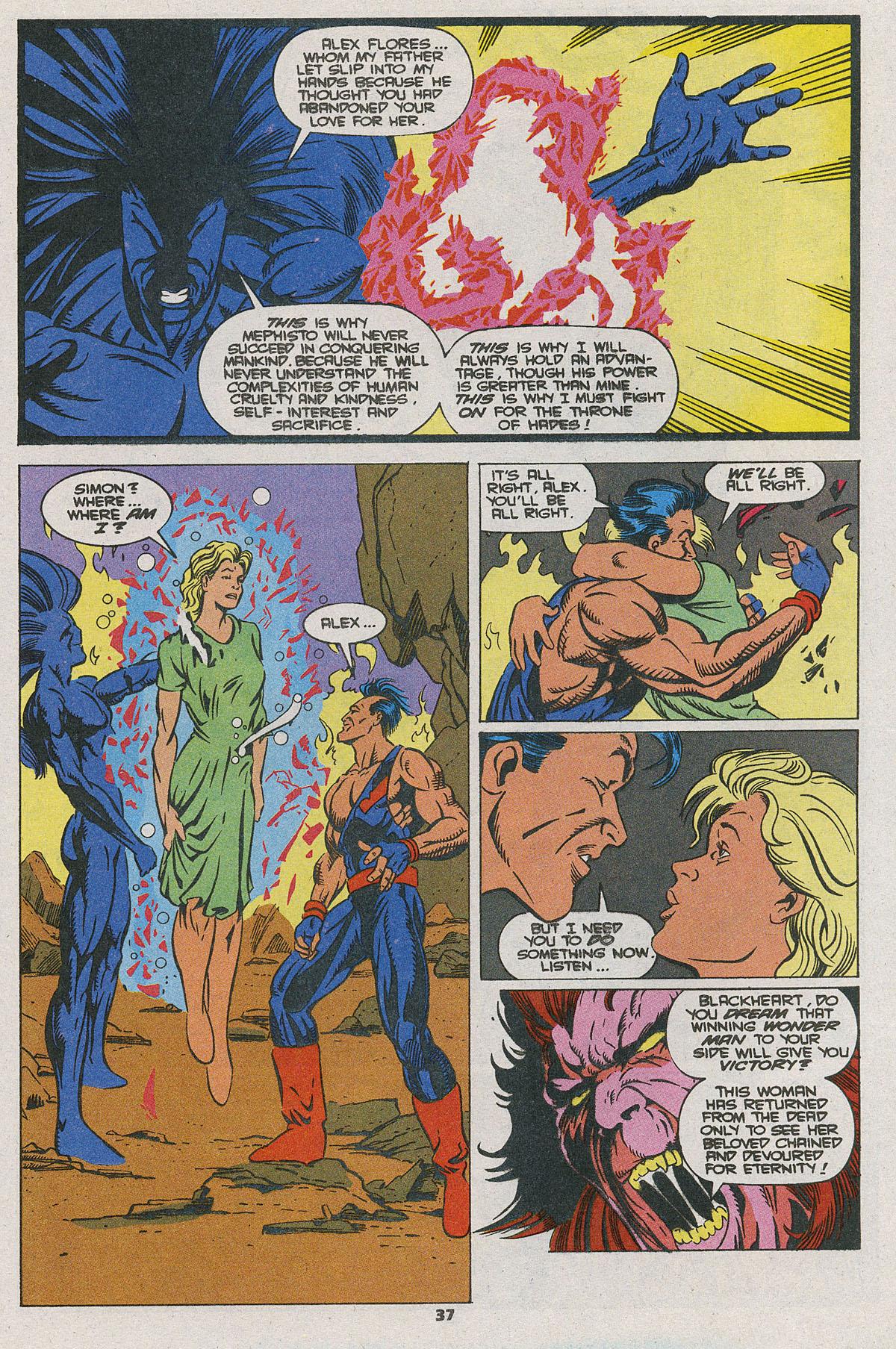 Read online Wonder Man (1991) comic -  Issue #25 - 31