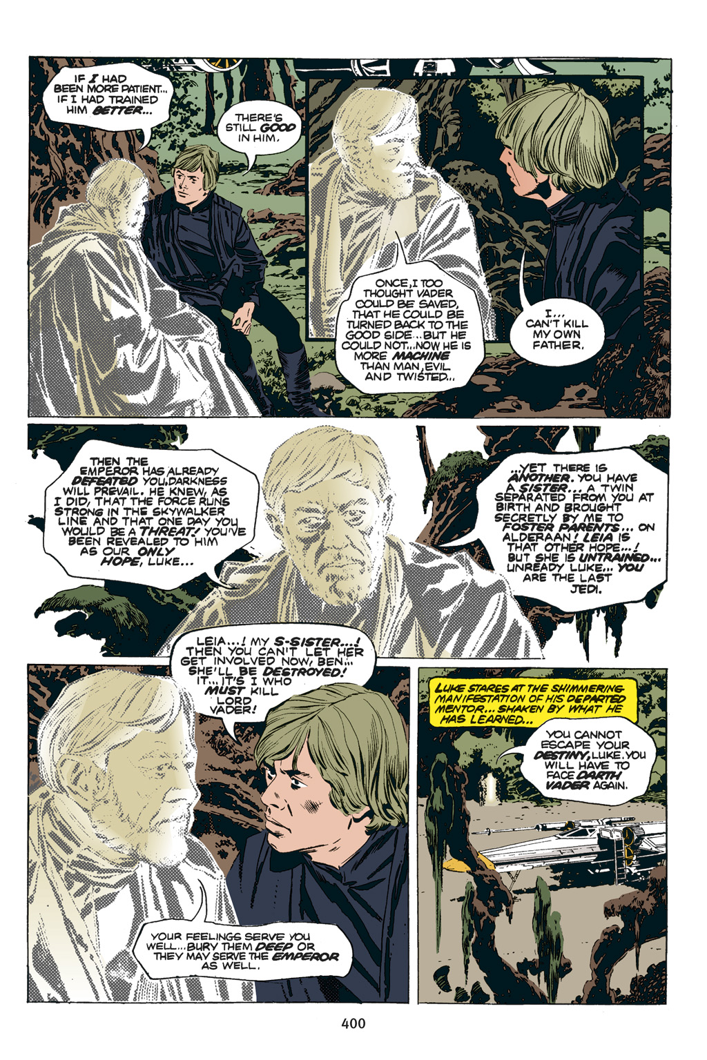 Read online Star Wars Omnibus comic -  Issue # Vol. 18.5 - 118