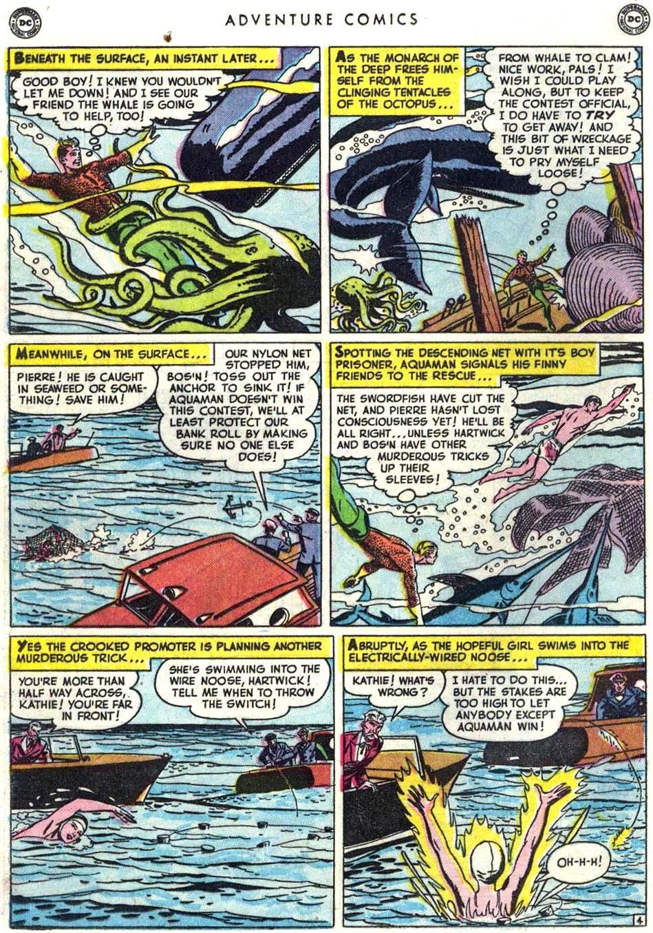 Read online Adventure Comics (1938) comic -  Issue #156 - 28