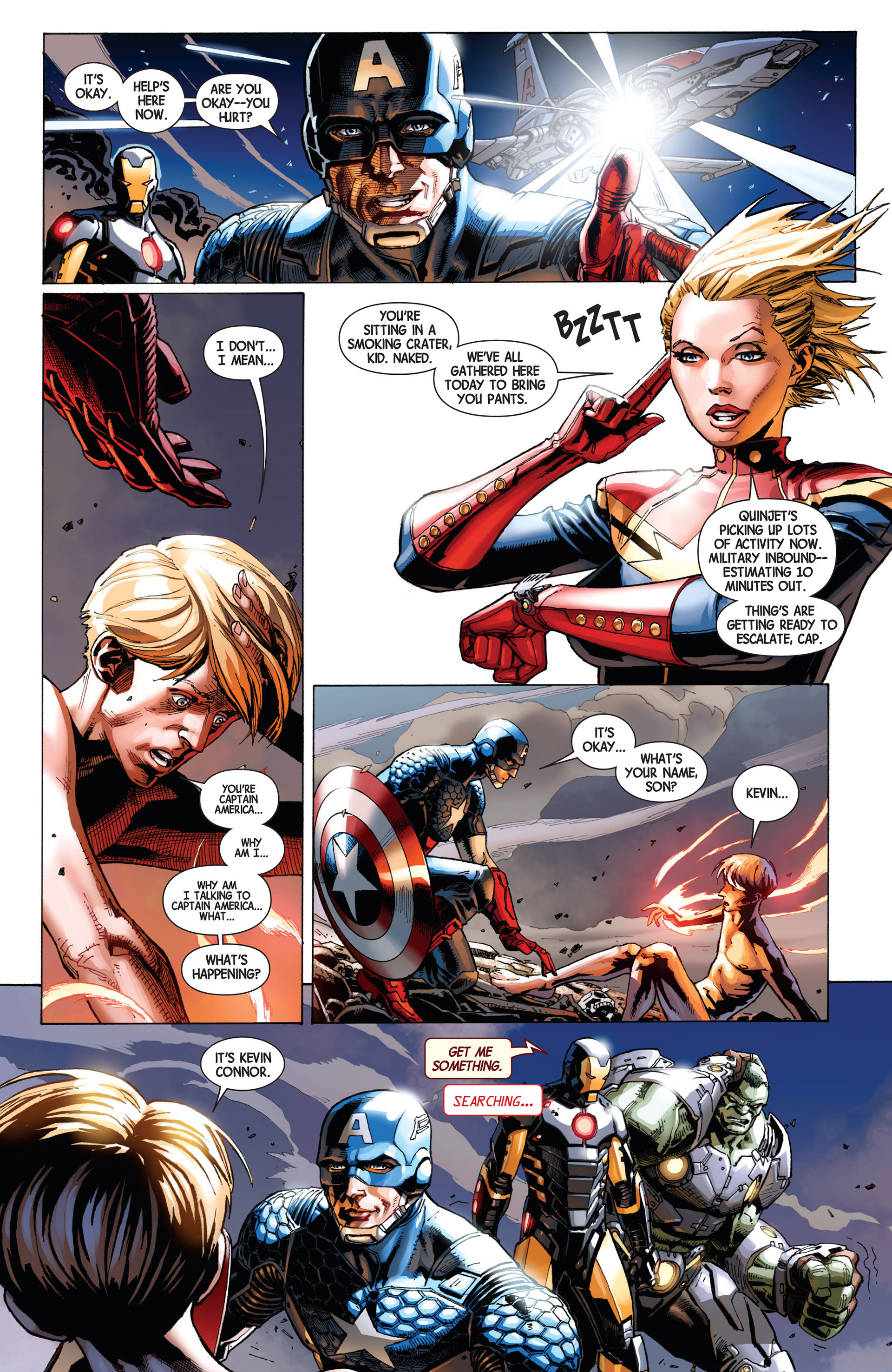 Read online Avengers (2013) comic -  Issue #8 - 6