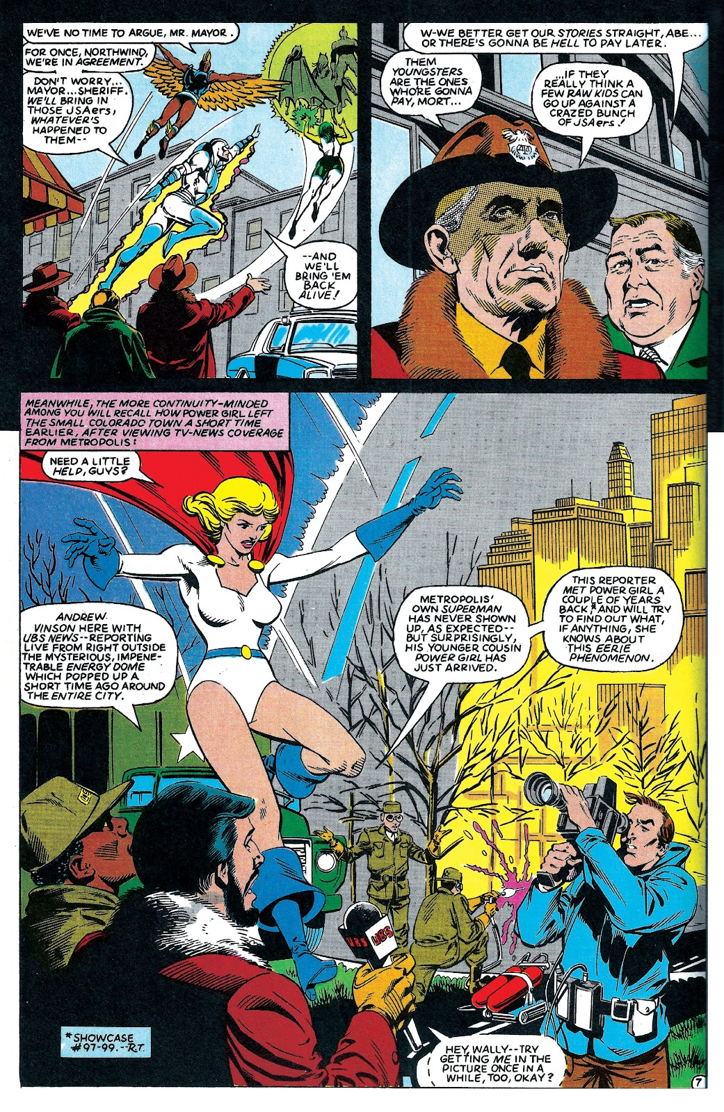 Infinity Inc. (1984) issue 6 - Page 8