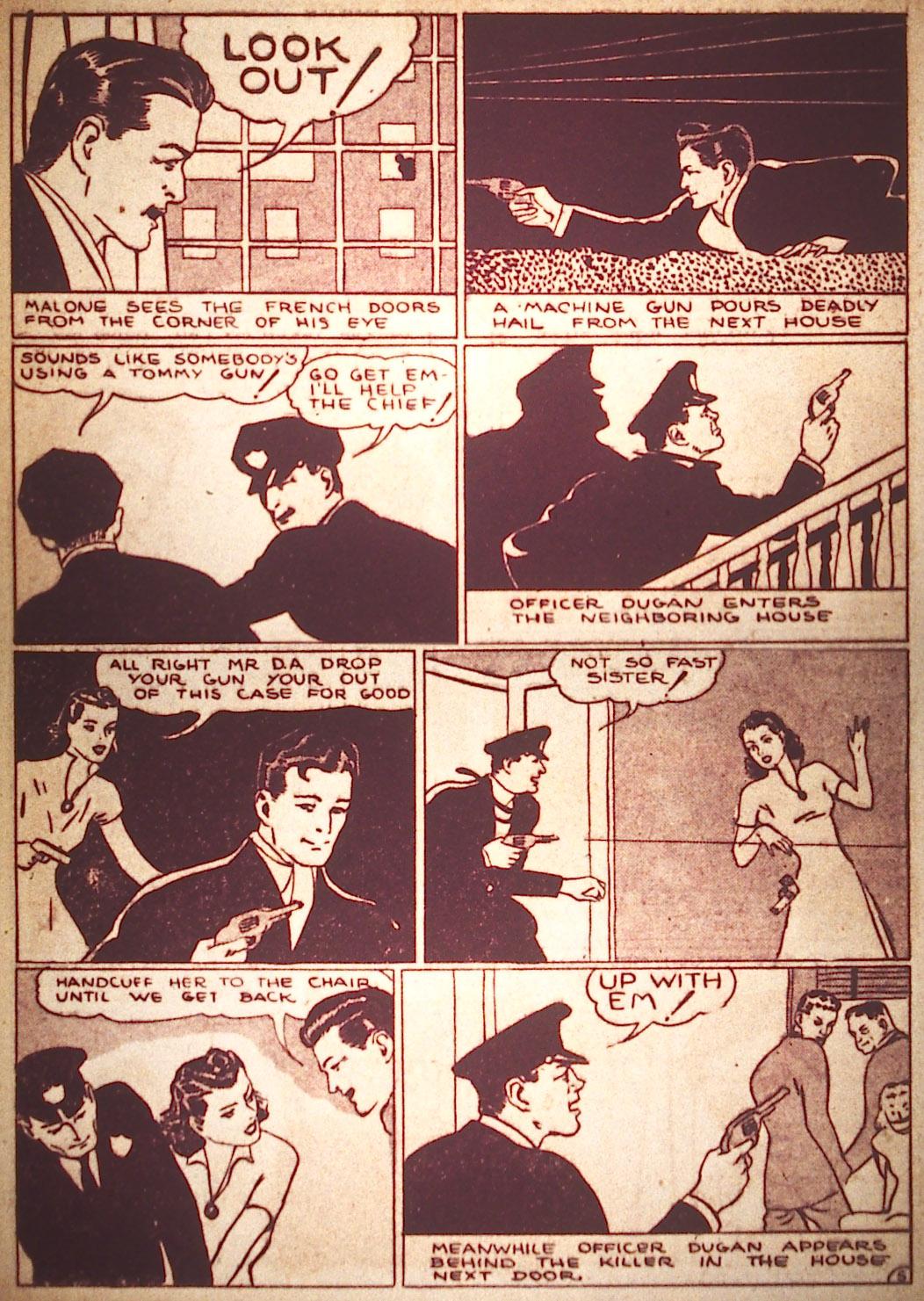 Read online Detective Comics (1937) comic -  Issue #18 - 52