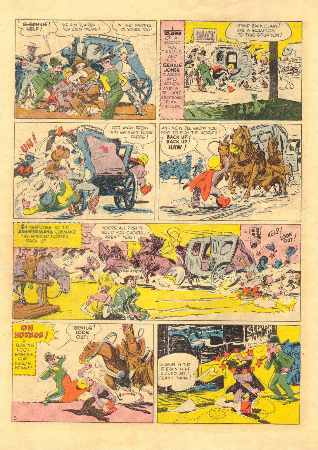Read online Adventure Comics (1938) comic -  Issue #87 - 16