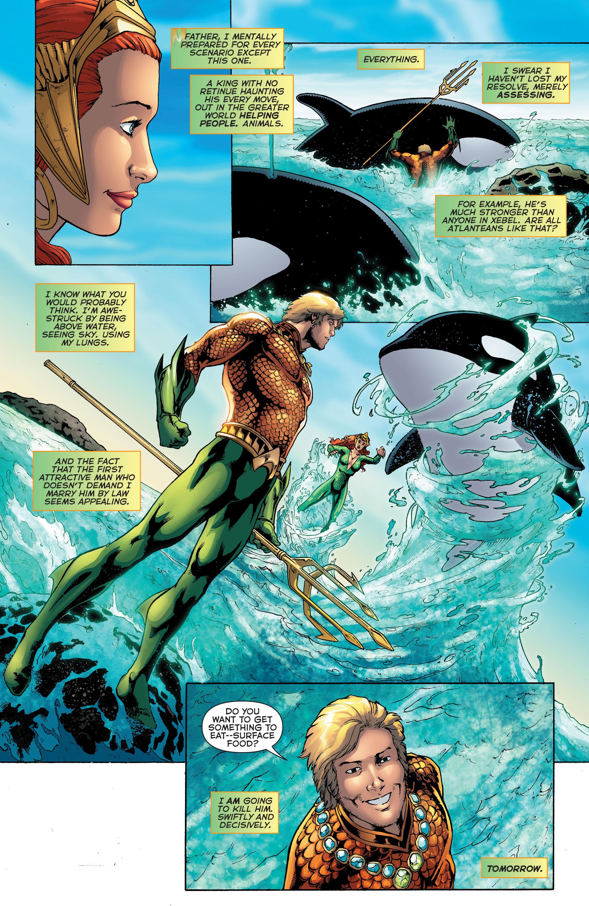 Read online Secret Origins (2014) comic -  Issue #5 - 33