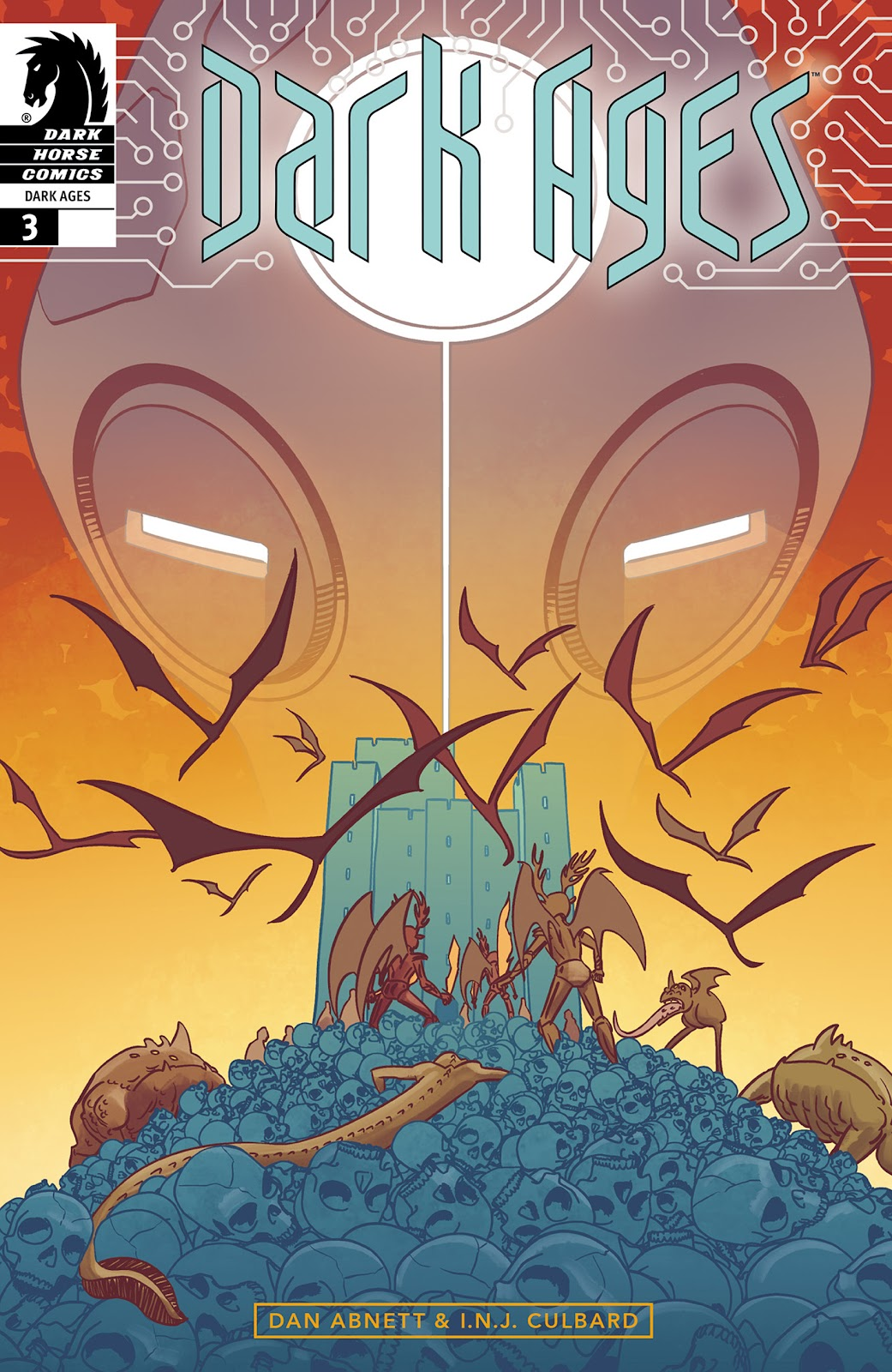Read online Dark Ages comic -  Issue #3 - 1
