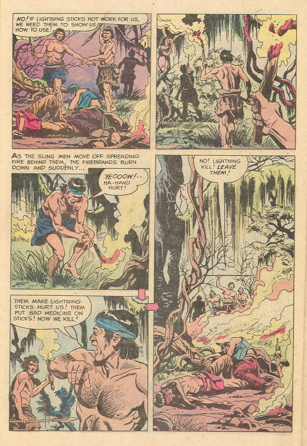Read online Turok, Son of Stone comic -  Issue #129 - 26