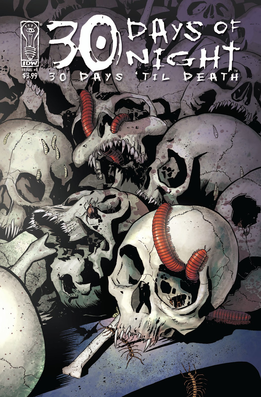 30 Days of Night: 30 Days 'til Death issue 2 - Page 1