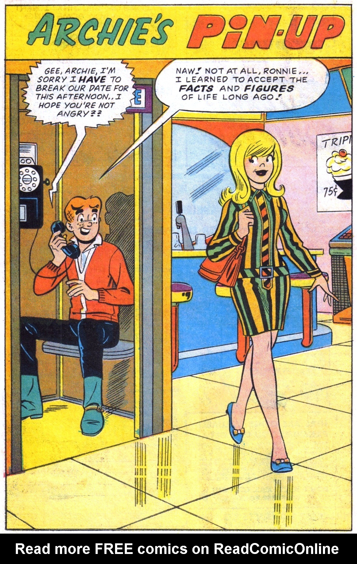 Read online Archie (1960) comic -  Issue #172 - 11